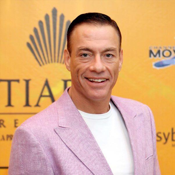 Актер Жан-Клод Ван Дамм ( Jean-Claude Van Damme )