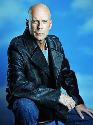 Актер Брюс Уиллис ( Walter Bruce Willis )