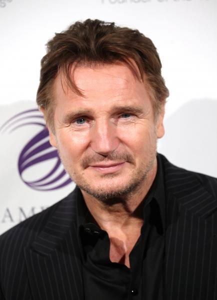 Актер Лиам Нисон ( Liam Neeson )