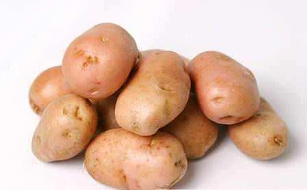 Картофель, сорт Проминь.