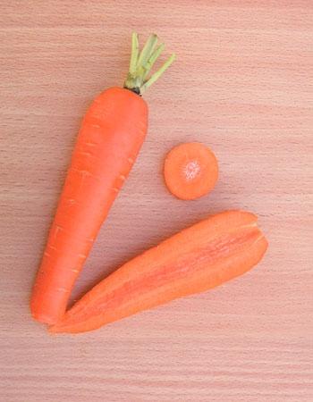 Морковь, сорт Абликсо F1.