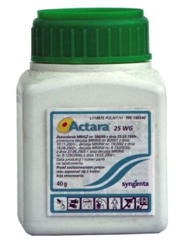 Инсектициды, Акарициды, Актара 25 WG / Actara 25 WG