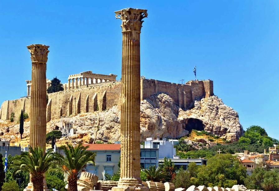 Достопримечательности Греции, Мыс Сунион