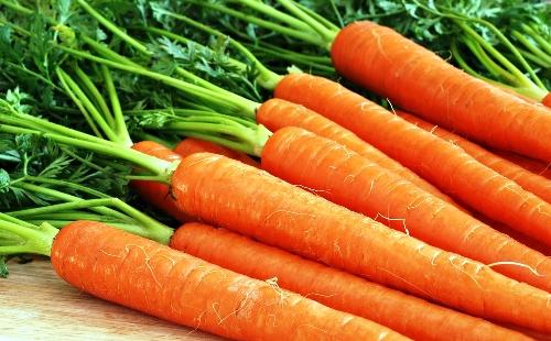 Значение моркови