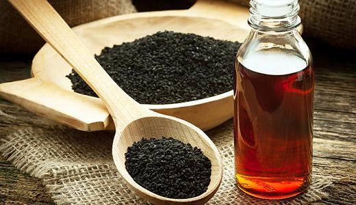 Растение Чёрный тмин