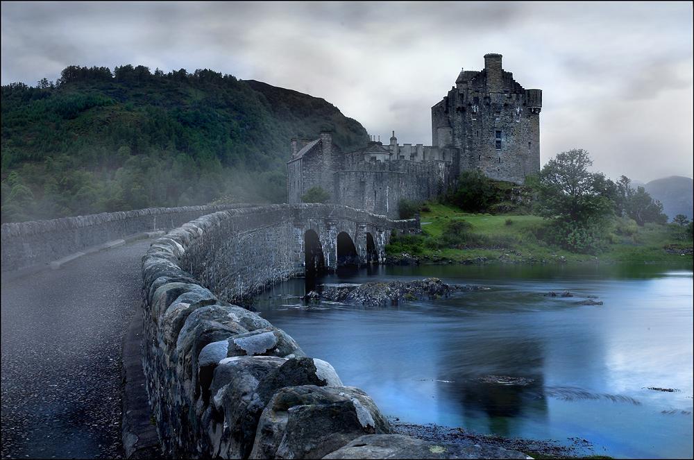 22555 Шотландия — европейская сказка