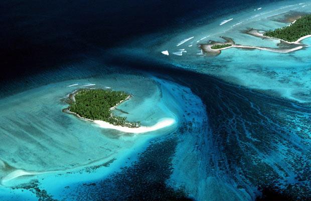 Кирибати – кусочек счастья