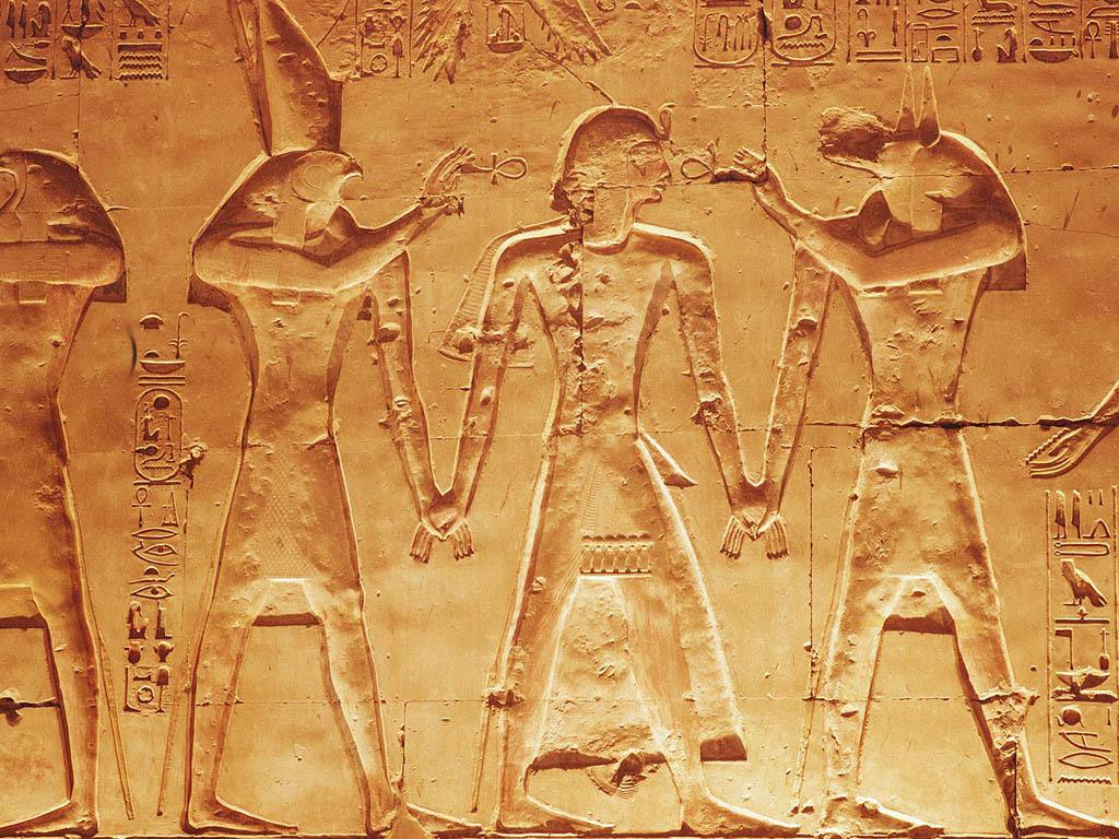 Ноябрь в Египте