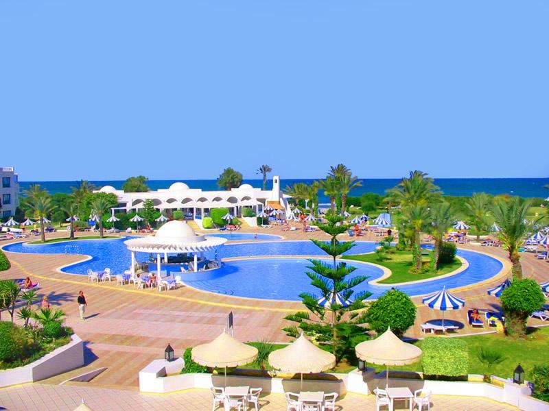 Морская жемчужина. Тунис