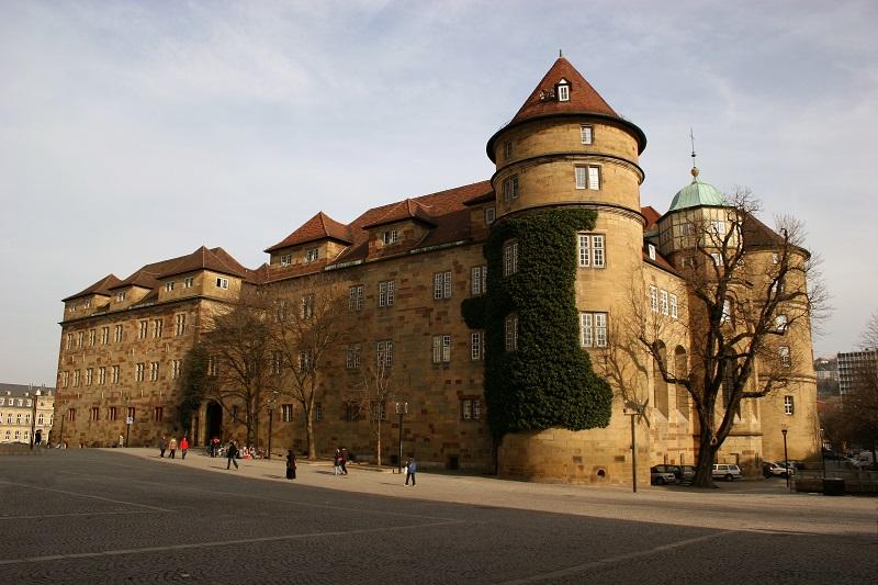 Штутгарт, прекрасный город Германии