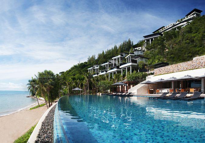 Остров Самуи, лучшие курорты