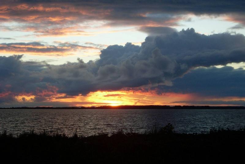 Пресноводное озеро Сугояк
