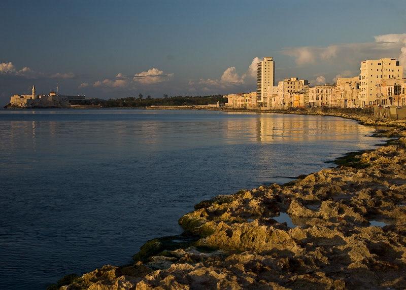 Малекон в Гаване