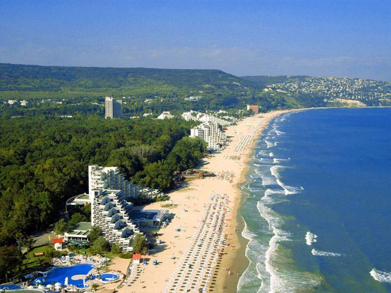 Морской парк, Болгария