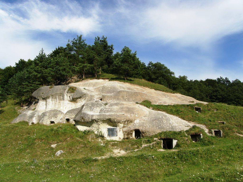 Пещерная столица Стильско
