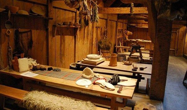 Лофотр, музей викингов