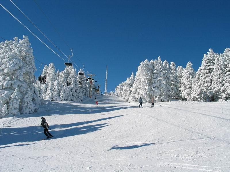 Турция, горнолыжные курорты