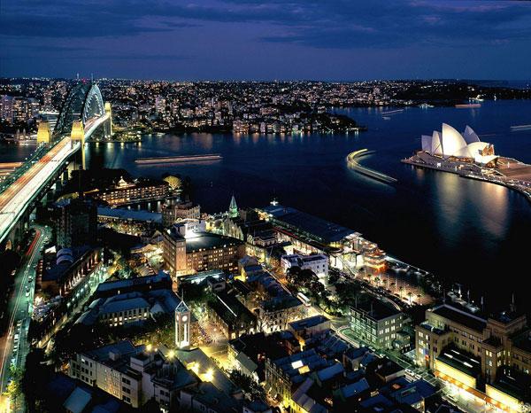 Какие достопримечательности в Австралии