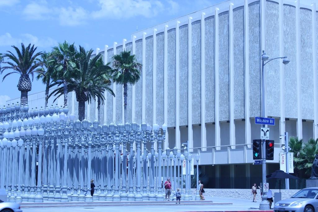 Лос-Анджелесский окружной музей искусств — LACMA