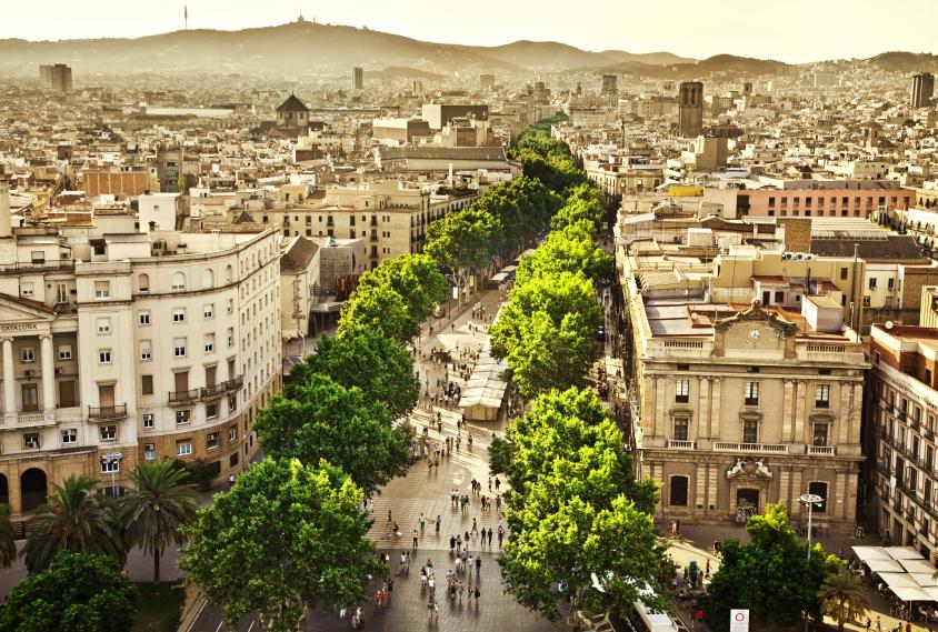 Популярные улицы мира