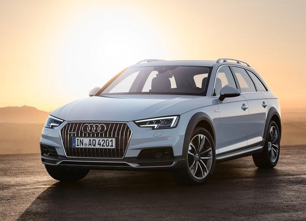 Audi A4 allroad 2016-2017