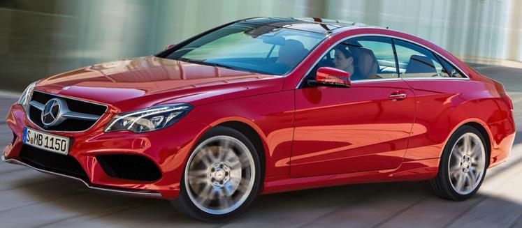 Mercedes-Benz E-Class 2016-2017