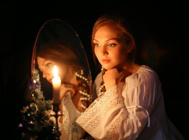 Популярные рождественские гадания