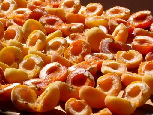 24143 Сушеные абрикосы