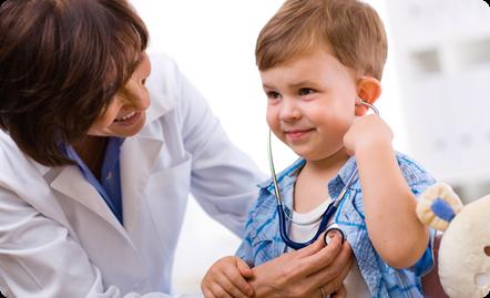 25672 Консультация детского врача