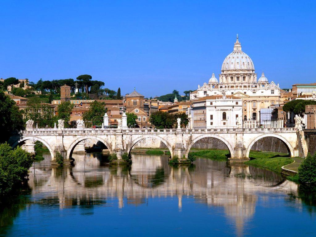 25880 Вечный город Рим