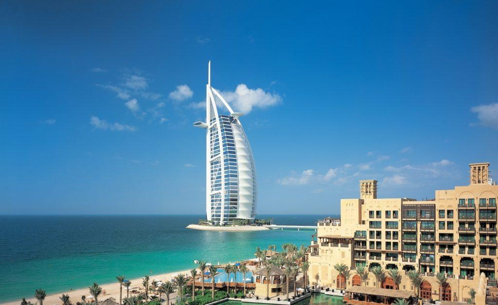 Особенности отдыха в Дубае