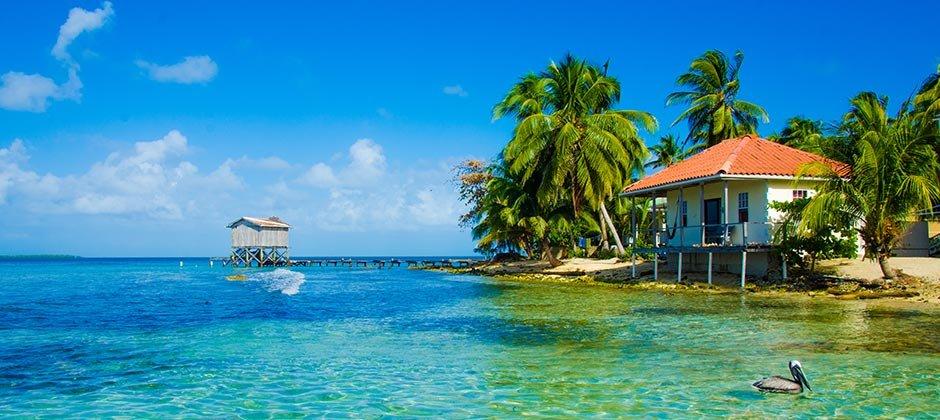 Карибы — уголок рая на Земле