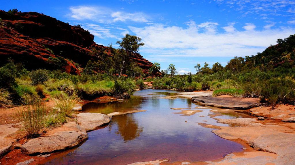 Сердце Австралии