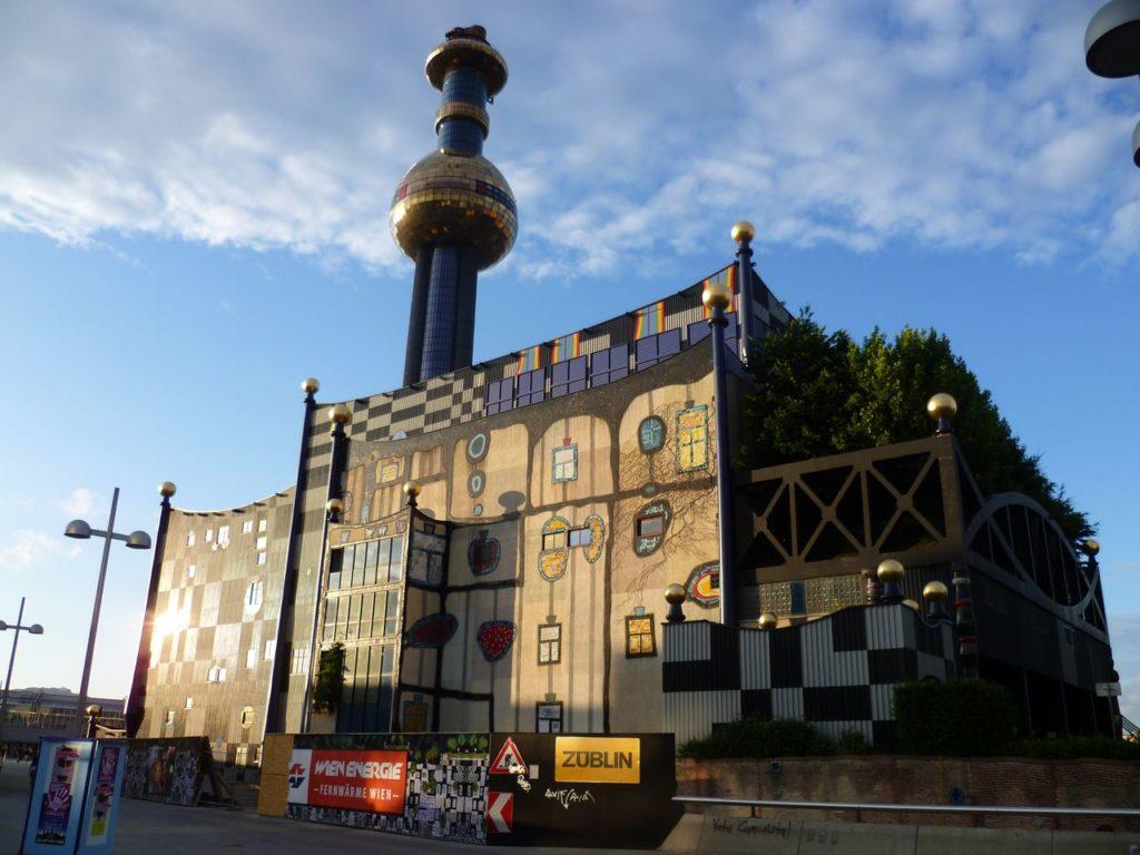 Шедевры архитектуры в Вене