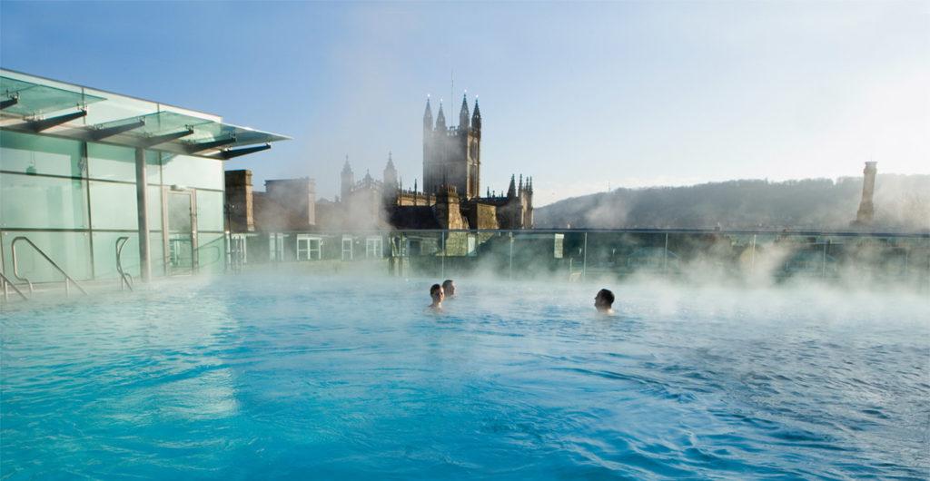 26047 Спа-курорт «Бат» — лучшее место для отдыха в Англии