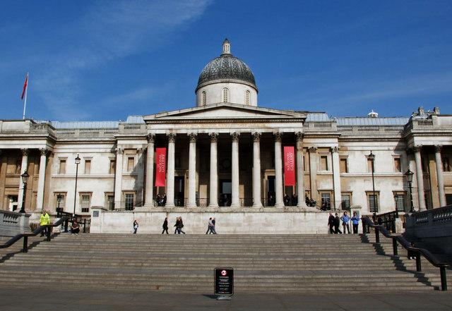 Национальная лондонская галерея