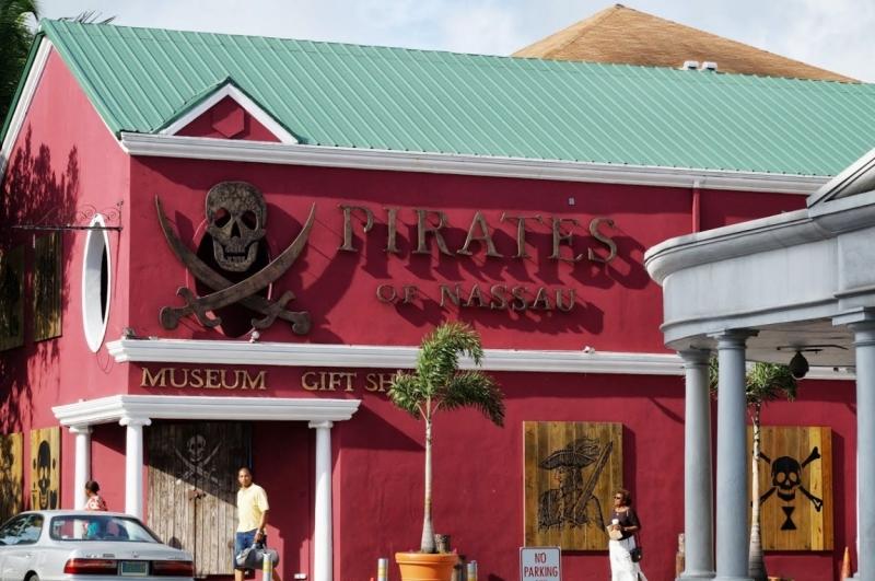 Музей пиратов в Нассау, Багамы