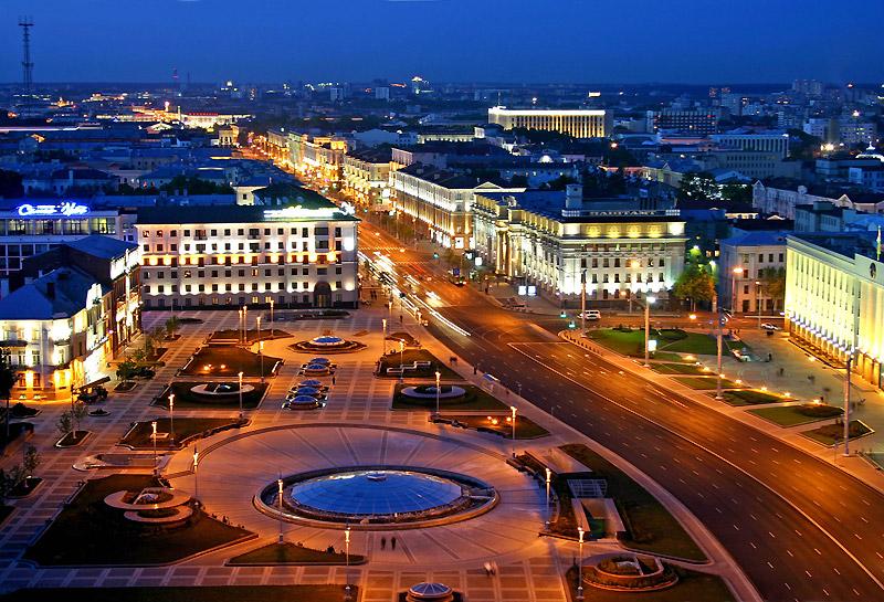 Белоруссия туристическая