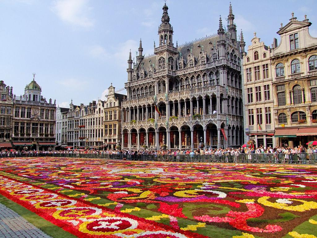 Брюссель — самое сердце старинной Европы