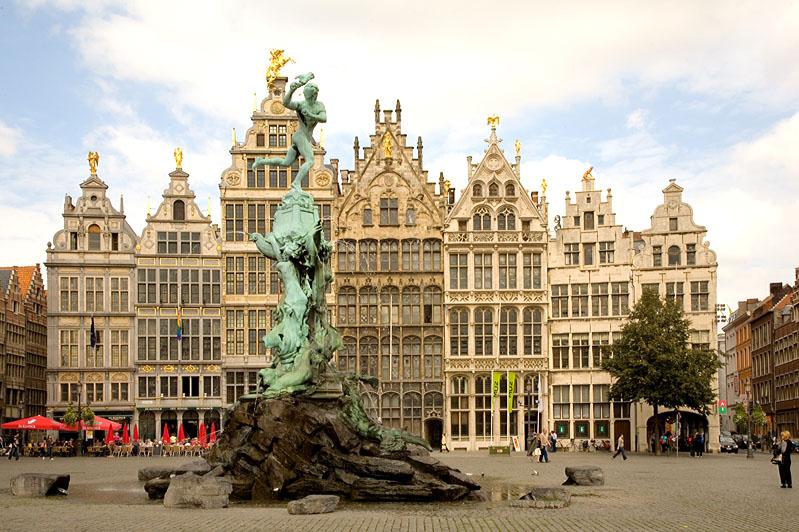 Лучший друг девушки… Антверпен