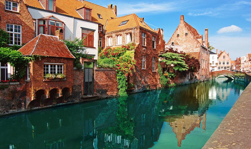 Отдыхаем в Бельгии с пользой