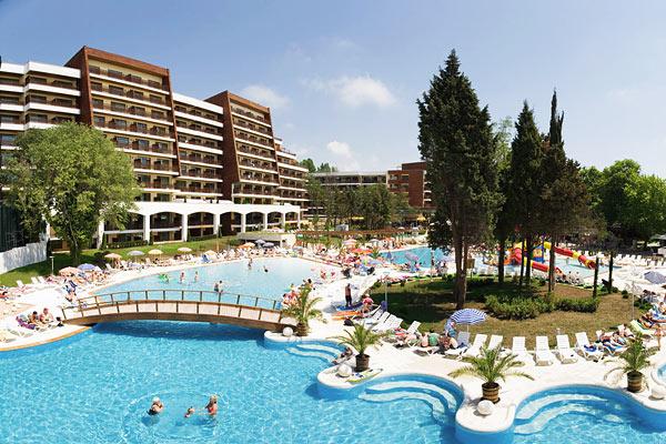 26446 Туристическая Албена — курорт Болгарии