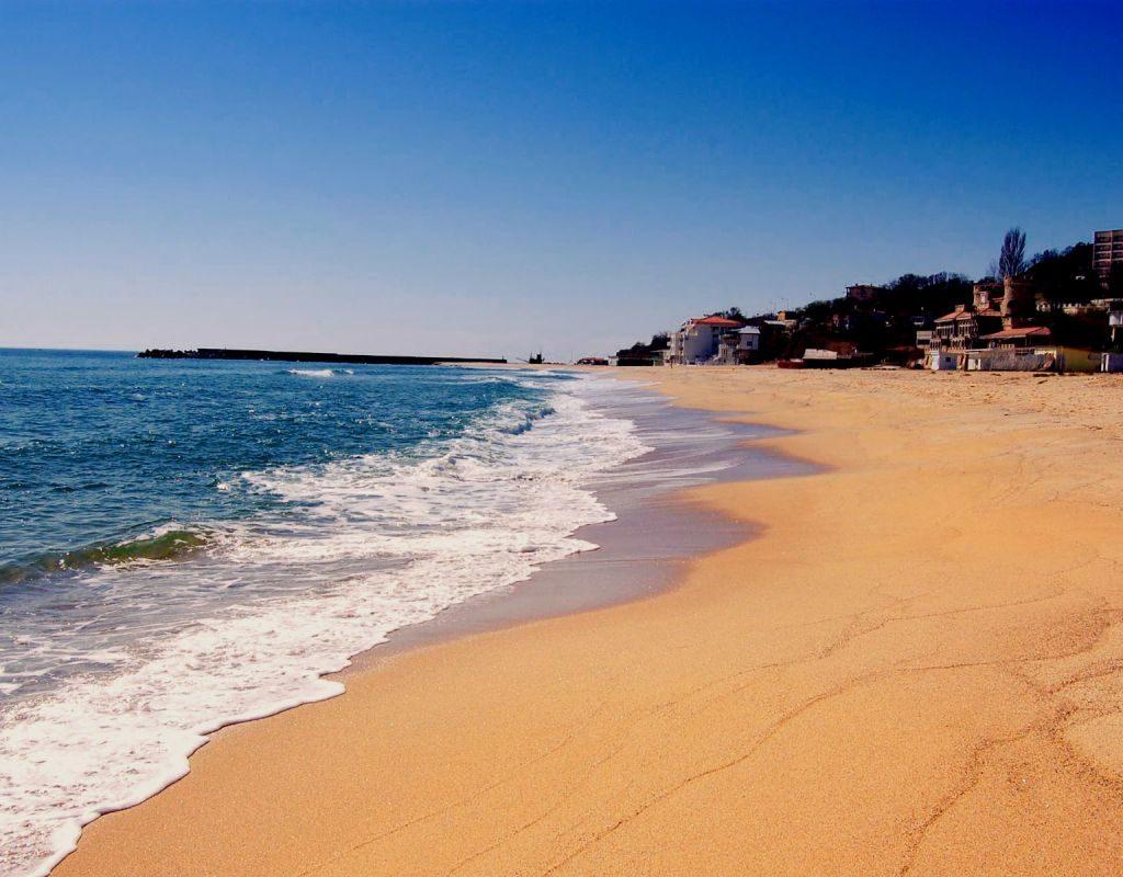 Золотые пески — курорт в Болгарии