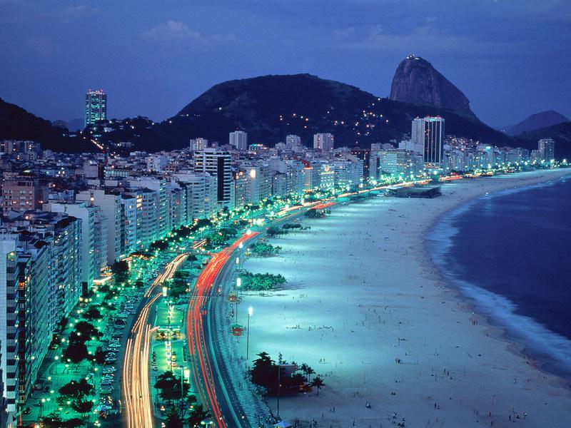 Необычные отели Бразилии