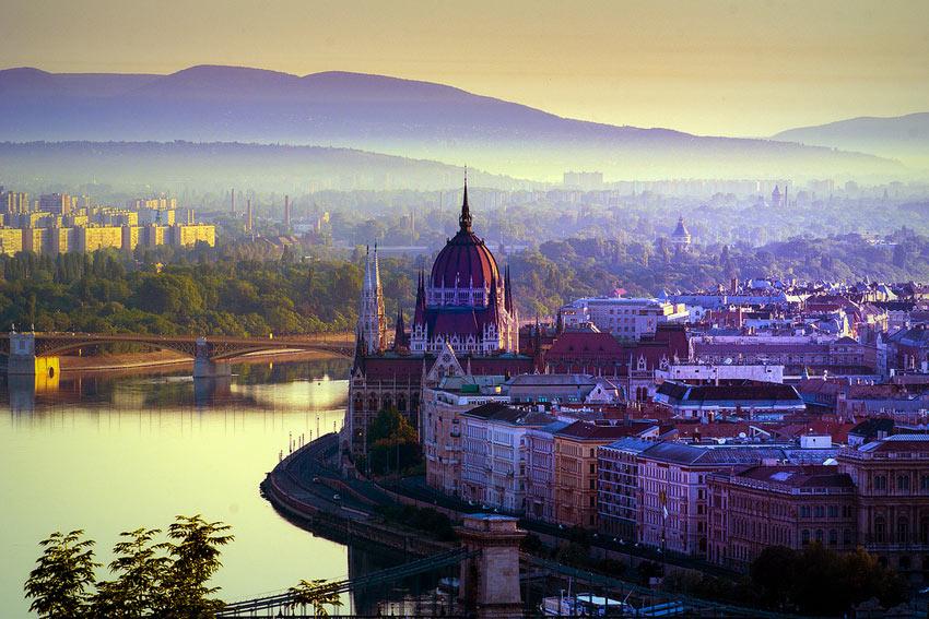 Автотуры в Будапешт — жемчужину Венгрии