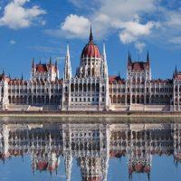 Величественный Парламент Будапешта фото - 11850 200x200