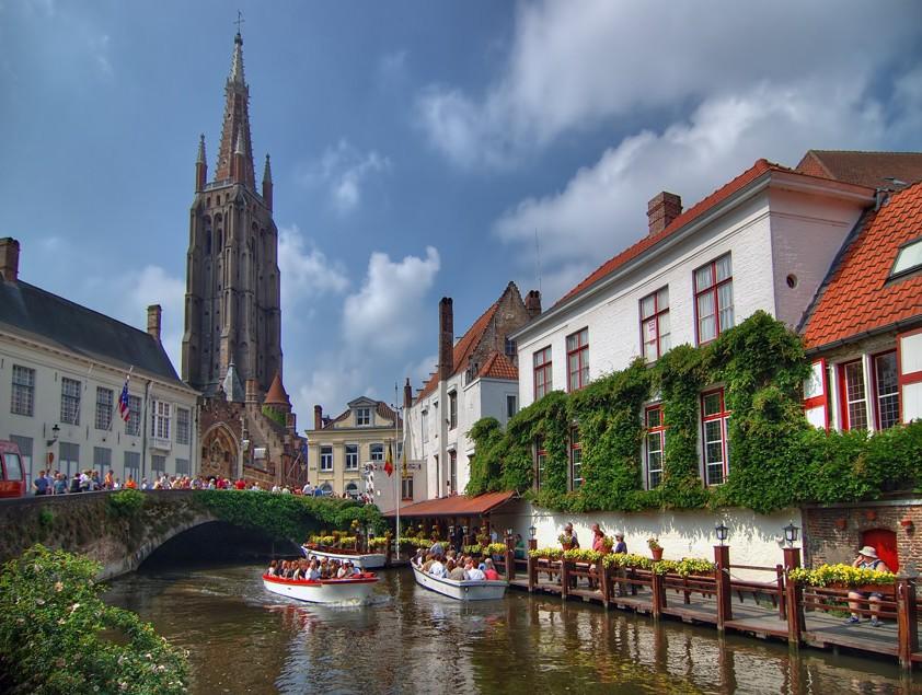 Прекрасный отдых в Германии весной и летом