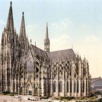 26584 Кельнский собор — памятник человечеству