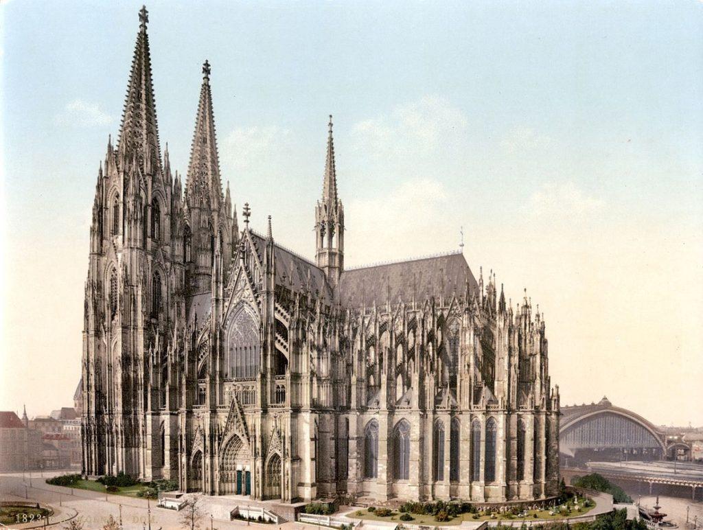 Кельнский собор — памятник человечеству