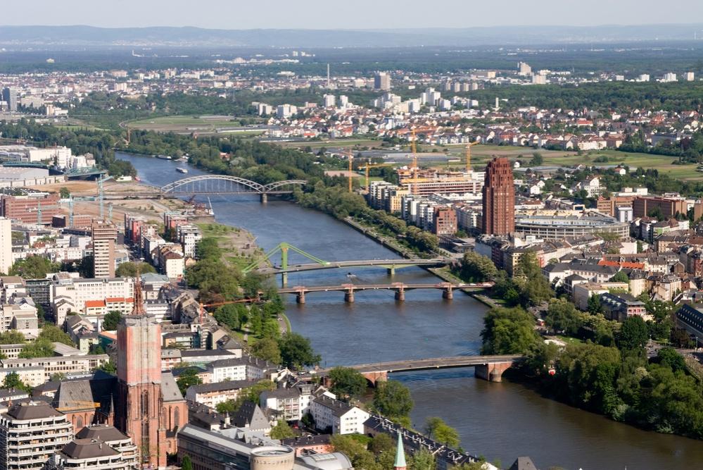 Экскурсионные туры в Германию: район Рейн-Майн